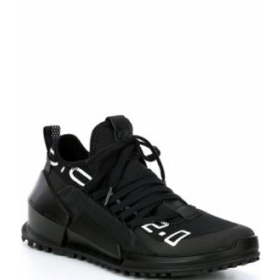 エコー メンズ ドレスシューズ シューズ Men's Biom 2.0 Lace-Up Shoes Black/Black