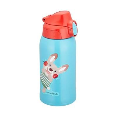 タイガー 水筒 600ml 直飲み コップ 付 2WAY ステンレス ボトル ポーチ付き サハラ コロボックル ウサギ MBR-B06G-A