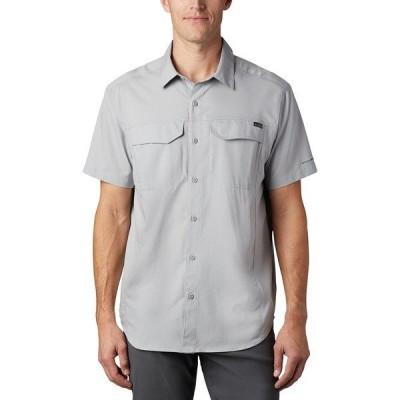 コロンビア シャツ メンズ トップス Silver Ridge Lite Short-Sleeve Shirt - Men's Columbia Grey 2