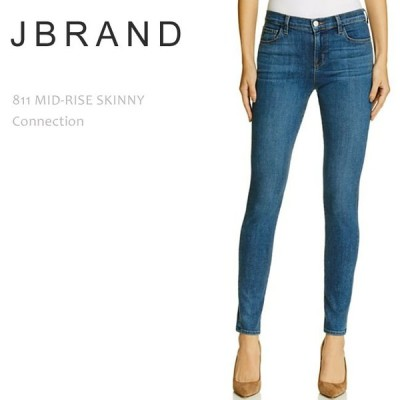 【SALE】 【30%OFF】J Brand ジェイブランド 811 SKINNY CONNECTION スキニー