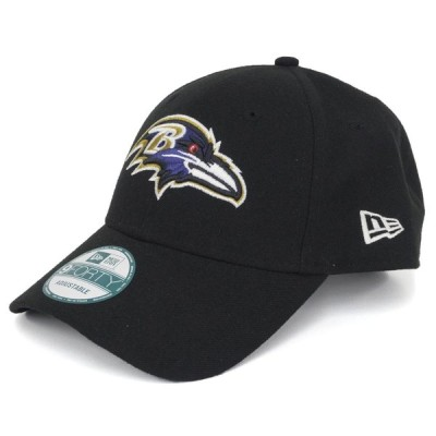 NFL レイブンズ キャップ/帽子 ザ・リーグ アジャスタブル ニューエラ/New Era