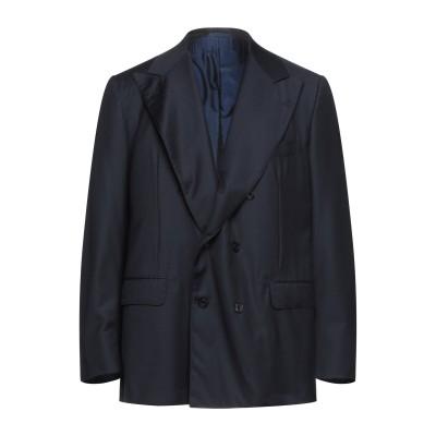 サルトリオ SARTORIO テーラードジャケット ダークブルー 54 ウール 100% テーラードジャケット
