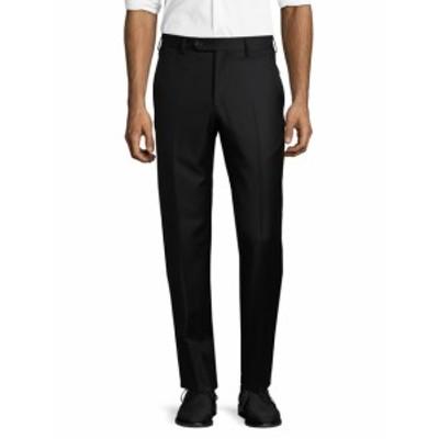 ルビアム メンズ パンツ Solid Wool Trousers