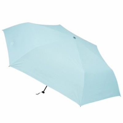 hands+ 超軽量一級遮光折りたたみ傘 60cm ブルーグレー│レインウェア・雨具 折りたたみ傘
