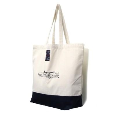 オールドベティーズ 【OLD BETTY'S】Canvas Eco Bag/キャンバス エコバッグ