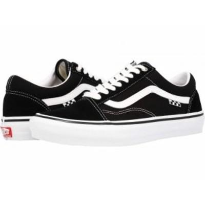 Vans バンズ メンズ 男性用 シューズ 靴 スニーカー 運動靴 Skate Old Skool(TM) Black/White【送料無料】