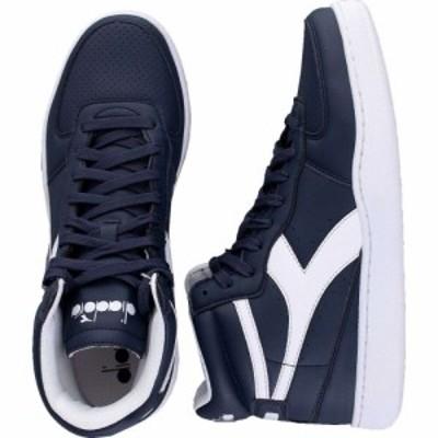 ディアドラ Diadora メンズ スニーカー シューズ・靴 - Playground High Essential Navy Tuareg - Shoes blue