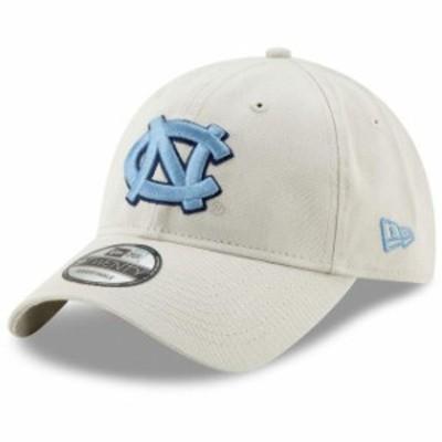 New Era ニュー エラ スポーツ用品  New Era North Carolina Tar Heels Stone Core Classic Twill 9TWENTY Adjustable Hat
