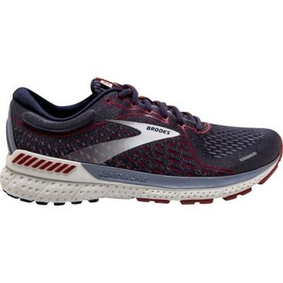 ブルックス Brooks メンズ ランニング・ウォーキング シューズ・靴 Adrenaline GTS 21 Running Shoe Peacoat/Grey/Red