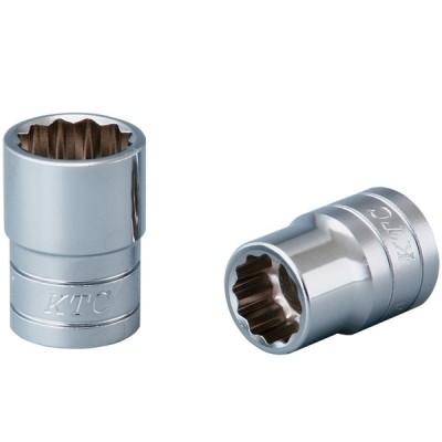 KTC工具 12.7sqスタンダードソケット12角  B4-22W〜24W