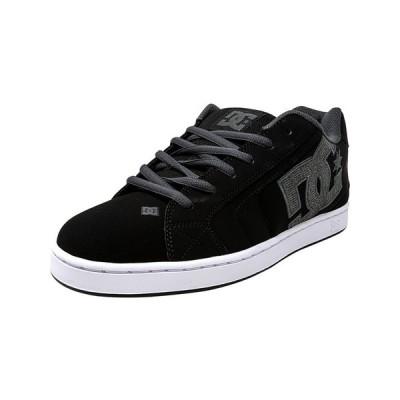 スニーカー DC Dc Men's Net Se Low Top Leather Skateboarding Shoe