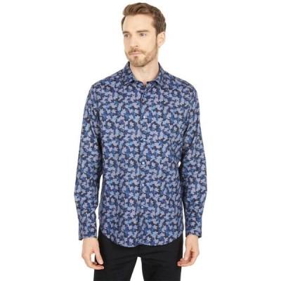 ロバートグラハム メンズ シャツ トップス Novena Long Sleeve Woven Shirt