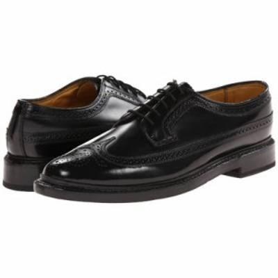 フローシャイム 革靴・ビジネスシューズ Kenmoor Wingtip Oxford Heritage Calf Black