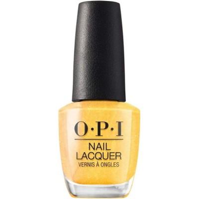OPI(オーピーアイ) ネイル マニキュア セルフネイル ラメ(NLSR2 マジック アワー) ネイルカラー サロンネイル 塗りやすい マニュキュア