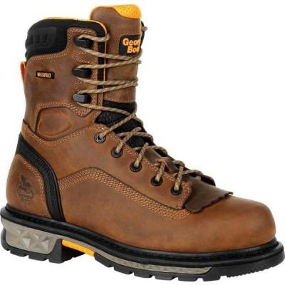 ジョージブーツ メンズ ブーツ・レインブーツ シューズ GB00392 Carbo-Tec LTX Waterproof Work Boot