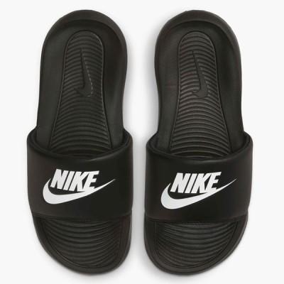 スポーツサンダル レディース メンズ シャワーサンダル ナイキ NIKE W's VICTORI スライド/ブラック 黒 シューズ 靴 カジュアル 普段使い レジャー スポサン 靴