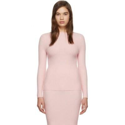 ジュウジュウ giu giu レディース ニット・セーター トップス Pink Nonna Jewel Sweater Pink