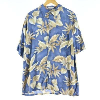 CMPIA レーヨン ハワイアンアロハシャツ メンズXL /eaa035814