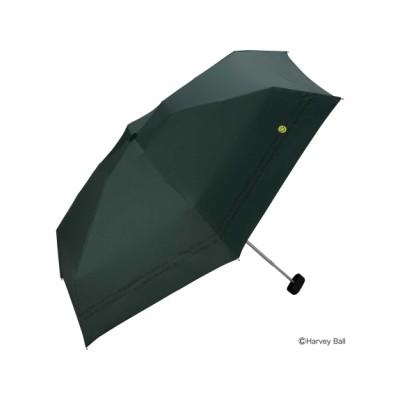 Wpc. (ダブリュピーシー) レディース 【折りたたみ傘】遮光チャッティスマイリーmini グリーン ONESIZE