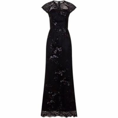 チチ Chi Chi レディース ワンピース マキシ丈 ワンピース・ドレス Embellished Maxi Dress Black