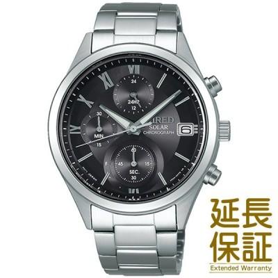 【正規品】WIRED ワイアード 腕時計 AGAD098 メンズ PAIR STYLE ペアウオッチ ソーラー