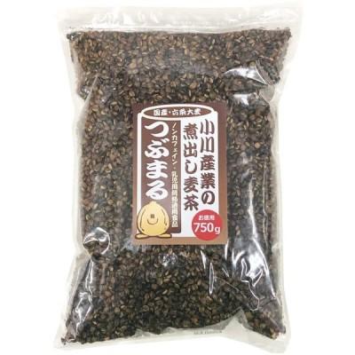 小川産業 つぶまる麦茶バラタイプ 750g