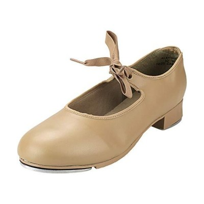 Capezio Women's N625 Jr. Tyette Tap Shoe, Caramel, 8.5 M US