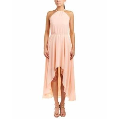 Haute Hippie オートヒッピー ファッション ドレス Haute Hippie Halter Maxi Dress L Pink