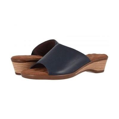 Walking Cradles ウォーキングクレイドル レディース 女性用 シューズ 靴 ヒール Kerry - Navy Leather