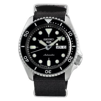 セイコー 5 スポーツ SBSA021 メンズ 腕時計 ナイロン SEIKO ファイブスポーツ メイドインジャパン 自動巻 新品