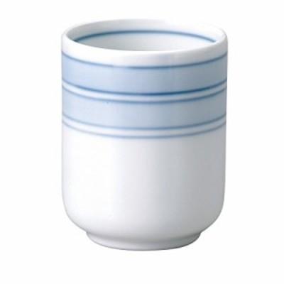 宗峰窯 湯のみ コマ筋 長湯呑 [ファイ]6.5×8.3cm 492-13-063