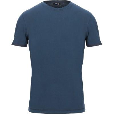 ブラウアー BLAUER T シャツ ダークブルー S コットン 100% T シャツ