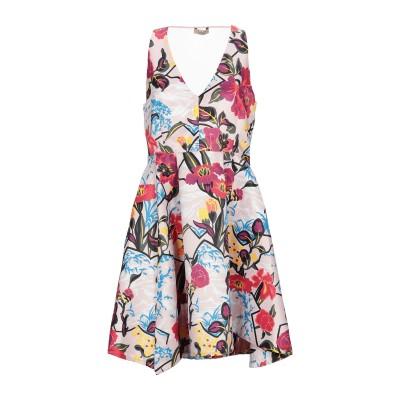 リュー ジョー LIU •JO ミニワンピース&ドレス ローズピンク 38 ポリエステル 100% / ナイロン ミニワンピース&ドレス