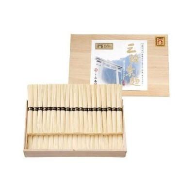 三輪素麺 鳥居 誉 2000g(50g×40束) NKK-500