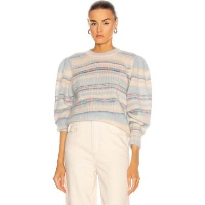 イザベル マラン Isabel Marant Etoile レディース ニット・セーター トップス Eleonore Sweater Blue