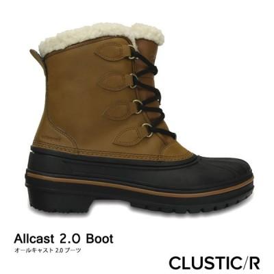 CROCS【クロックス/レディース】Allcast 2.0 Boot/ オールキャスト 2.0 ブーツ/ ウィート│203430