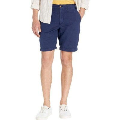 ラルフ ローレン Polo Ralph Lauren メンズ ショートパンツ ボトムス・パンツ Cotton Linen Shorts Newport Navy