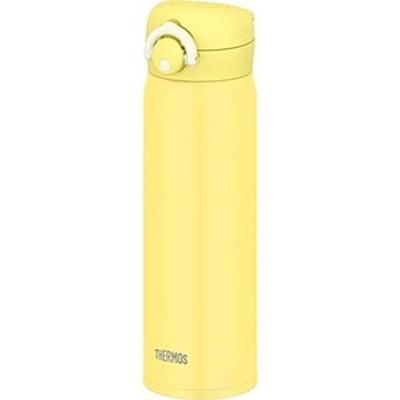 サーモス 水筒 真空断熱ケータイマグ 500ml マットイエロー jnr-501ltd mty