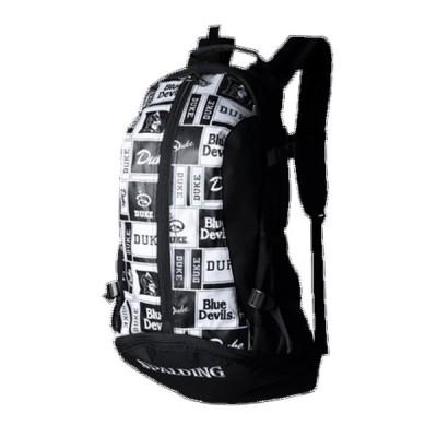 バスケット バッグ ケイジャー デューク大学 ロゴ ブラック 40-007DKK バスケ リュック バックパック メンズ レディース