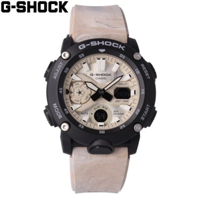 CASIO カシオ G-SHOCK ジーショック Gショック 腕時計 時計 メンズ 防水 耐衝撃構造 カジュアル アウトドア スポーツ  GA-2000WM-1A