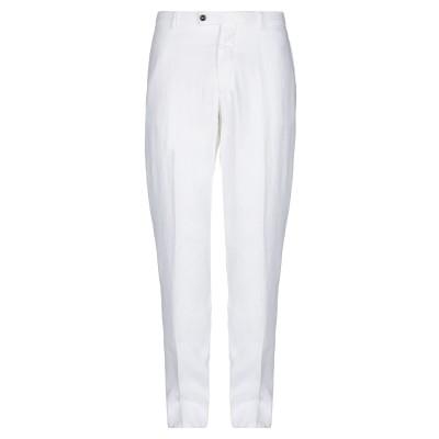 ベルウィッチ BERWICH パンツ ホワイト 44 リネン 100% パンツ