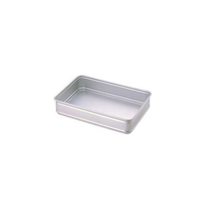 アカオアルミ アルミ ジャスト ボックス 小80 AZY1009
