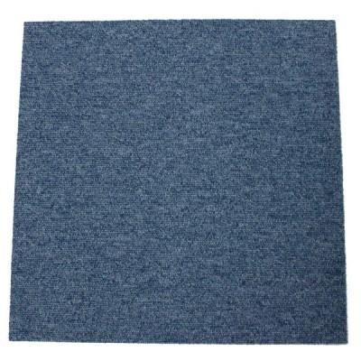 タイルカーペット MJ-1010 50×50cm ブルー 20枚入 13277979
