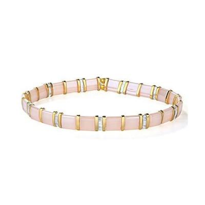 KANYEE Multi Color Friendship Bracelets Tile Enameled Bracelets Adjustable