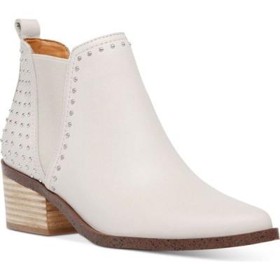 ドルチェヴィータ DV Dolce Vita レディース ブーツ ブーティー シューズ・靴 Zendra Studded Chelsea Booties Bone Stud