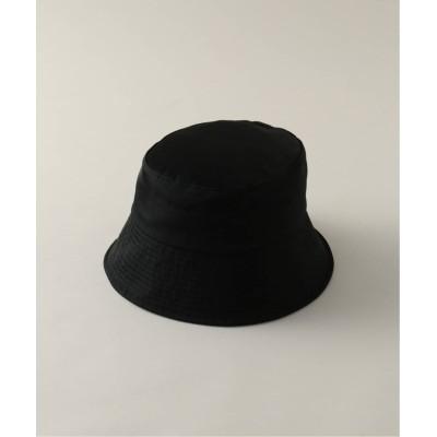 メンズ ウィズム 【COMES AND GOES / カムズアンドゴーズ】 WATER PROOF NYLON HAT ブラック M