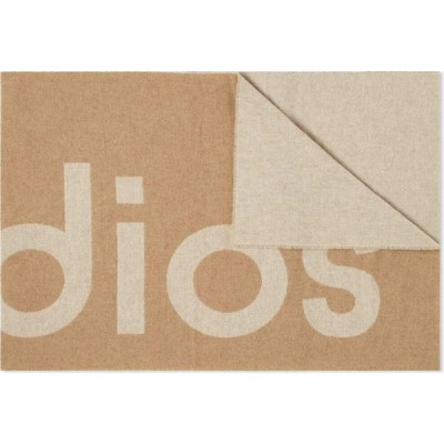 アクネ ストゥディオズ Acne Studios メンズ マフラー・スカーフ・ストール toronty logo recycled contrast scarf Oatmeal/Beige