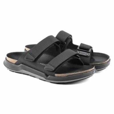(5月上旬出荷) ビルケンシュトック サンダル アタカマ メンズ レギュラーフィット(幅広) BIRKENSTOCK ATACAMA Futura Black