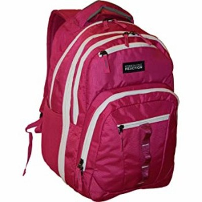 """Kenneth Cole Reaction R-Tech 16"""" Double Gusset Laptop Backpack - Pink"""