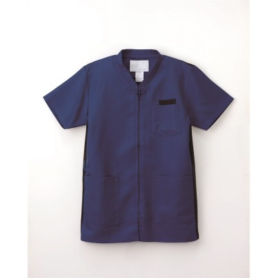 (RT-5072)【ナガイレーベン】男女兼用スクラブ ナースウェア・白衣・介護ウェア